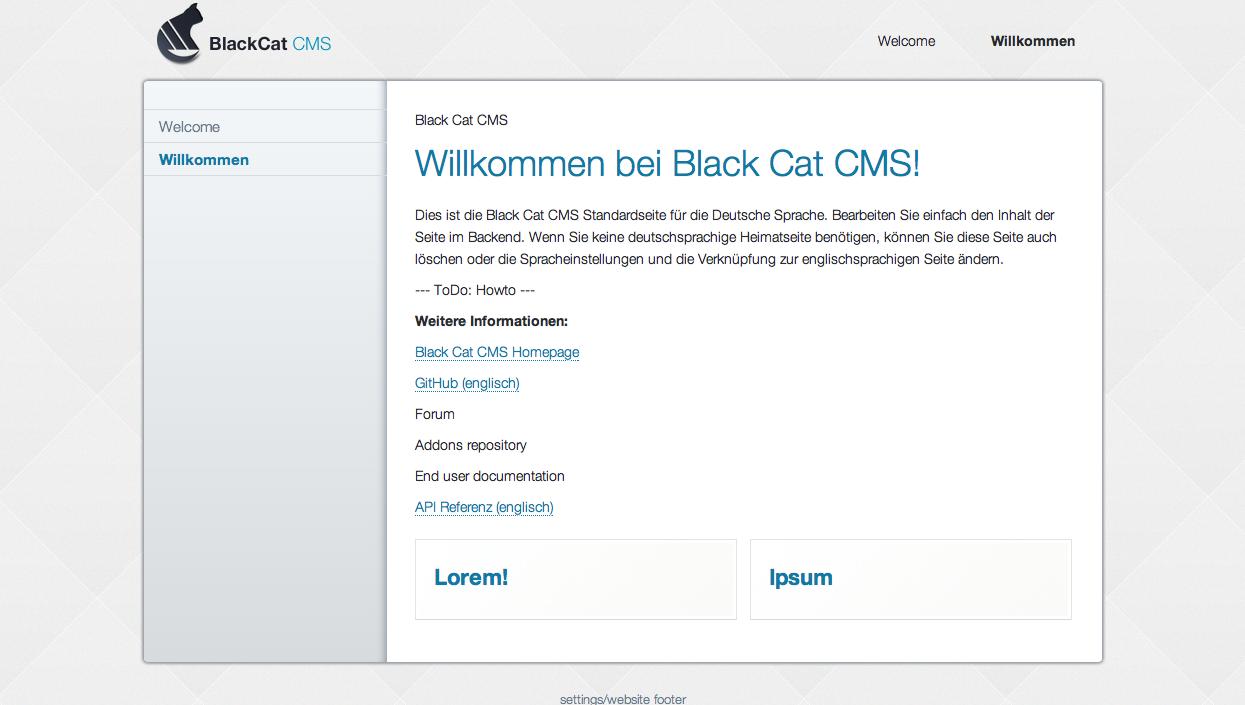 BlackCat Demo Preview