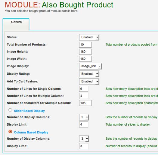 AlegroCart Module Example