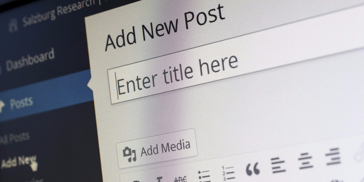 How to Choose a Content Management System