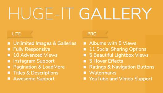 Huge-IT Image Gallery
