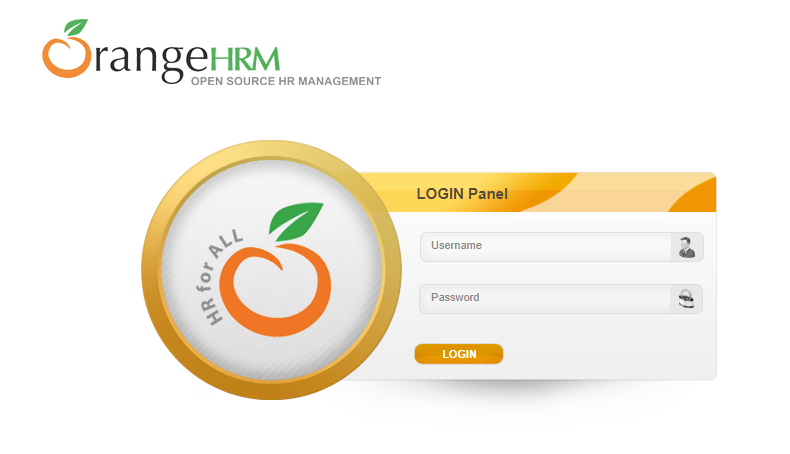 OrangeHRM Demo Site » Try OrangeHRM without installing it