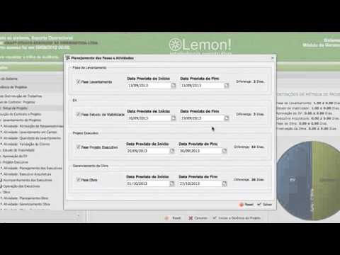 Lemon CMS Admin Options