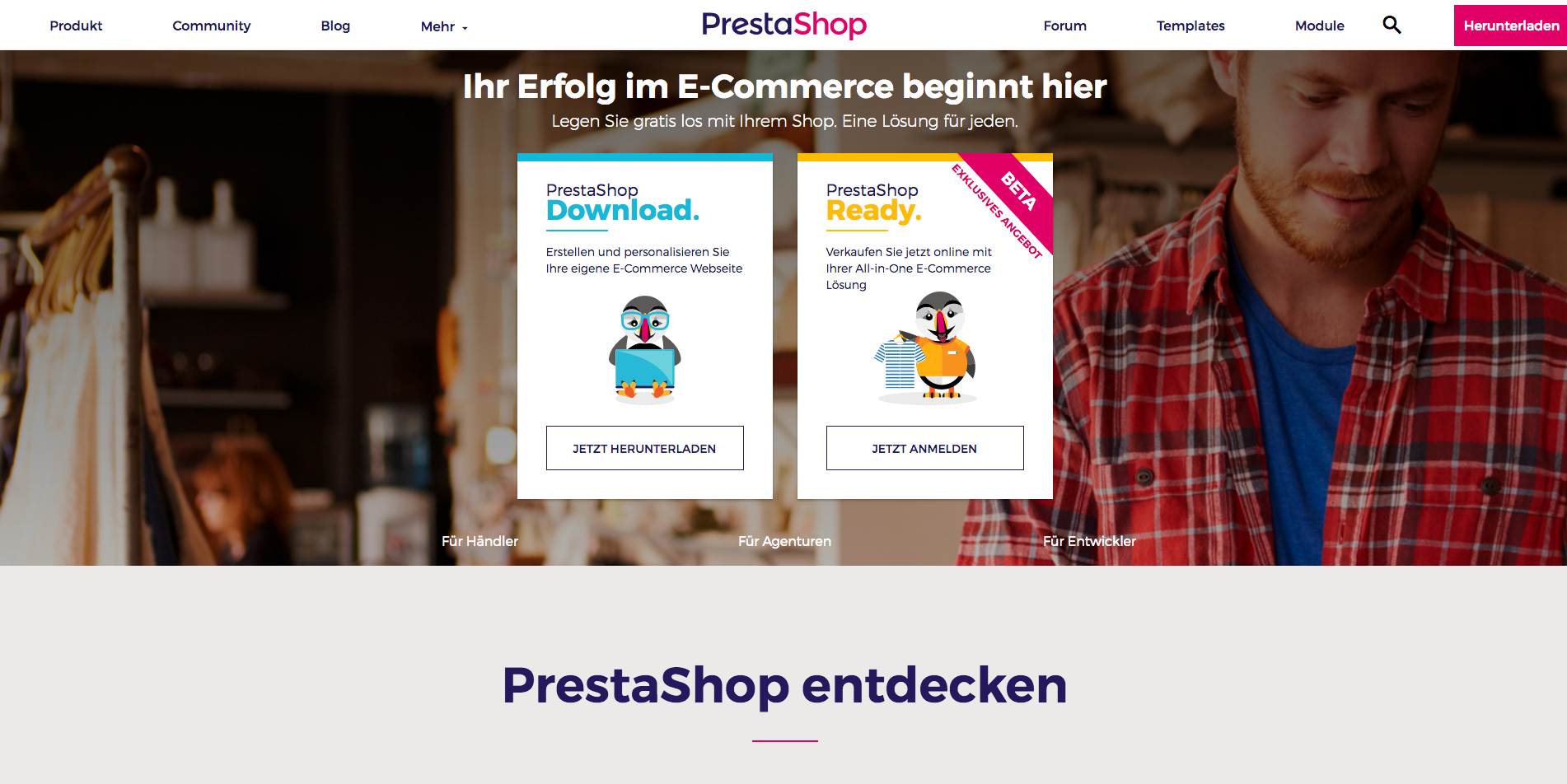 prestashop demo pview